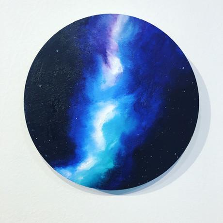 Dueling Nebulas