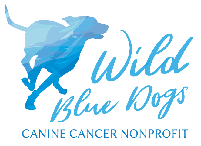 Wild Blue Dogs Logo