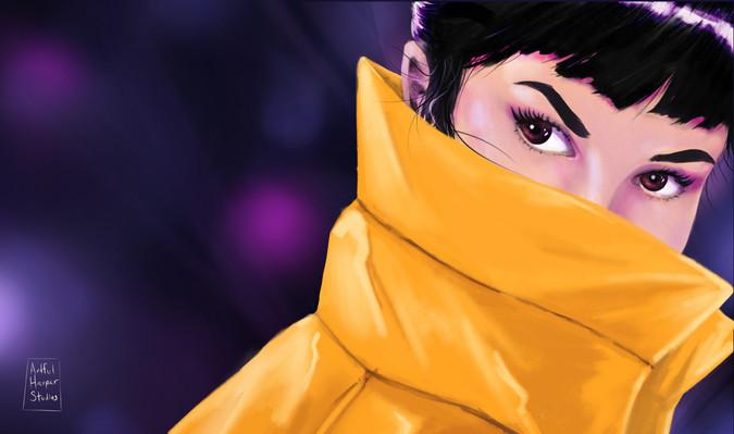 Mischief in Yellow