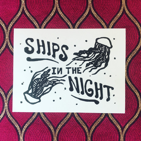 Ships in the Night