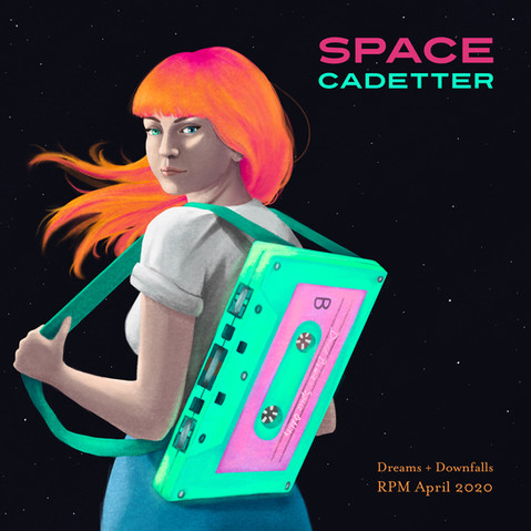 Space Cadetter RPM April 2020 Album Cover