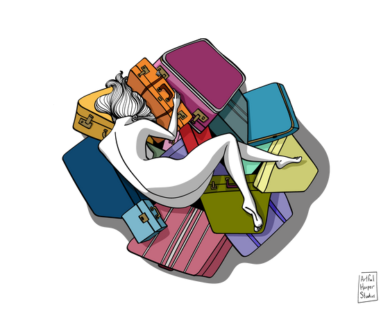 Baggage Claim (My Heart)