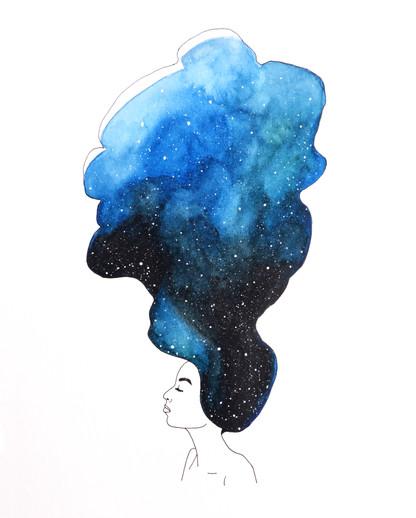 Galaxy Girl Jolene