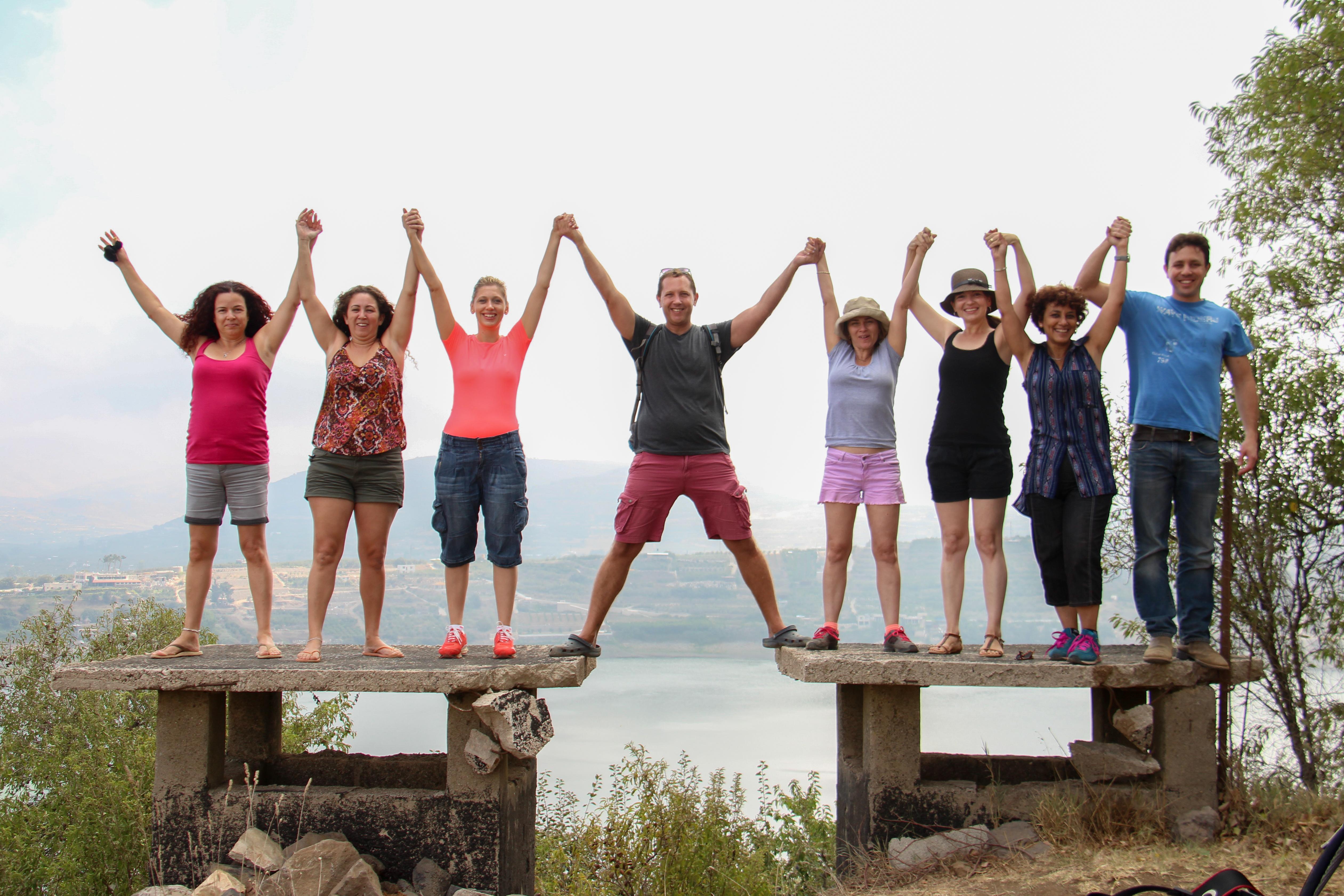 הרפתקת כתיבה בהרים אוג' 2016