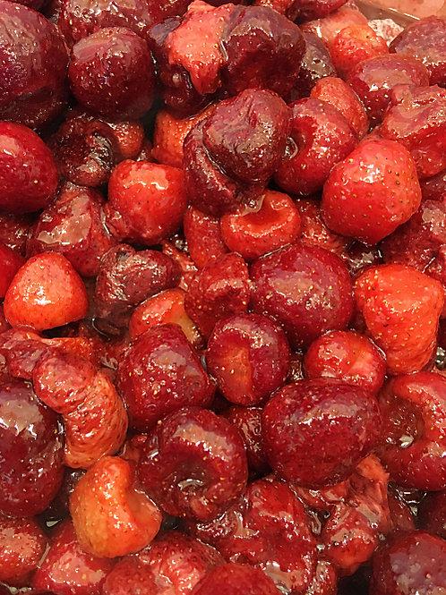 Confiture de fraise - BIO