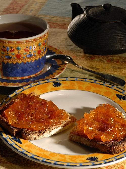 Marmelade d'orange amère - BIO