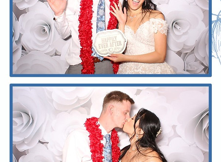 Hope & Dane - The Meadows Event Center Photo Booth Rental