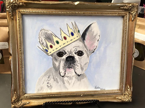 precious pet portrait