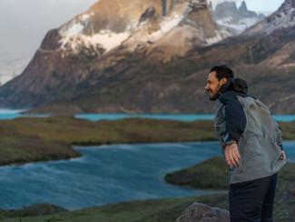 Glaciar Grey e Salto Grande - Torres del Paine P#1