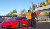 Harley, Metralhadoras e Lamborghini em Las Vegas!