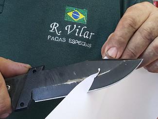 Aprenda a Afiar Facas com Ricardo Vilar