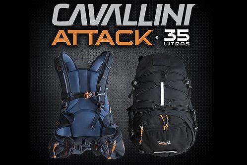 MOCHILA CAVALLINI ATTACK35 - 2020