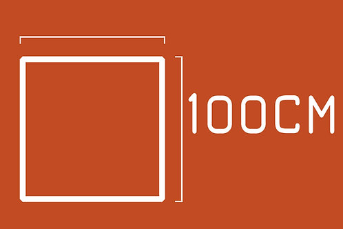 Impressão Papel Hahnemuhne de 100cm por 100cm