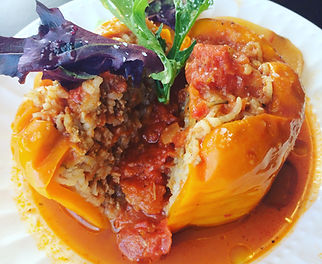 Organic Stuffed Bell Peppers