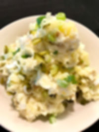 Organic Chilled Potato Salad