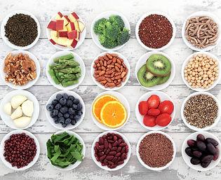 GMO-Free and Organic Ingrediants