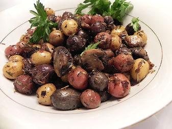 Rosmery Baby Potatoes