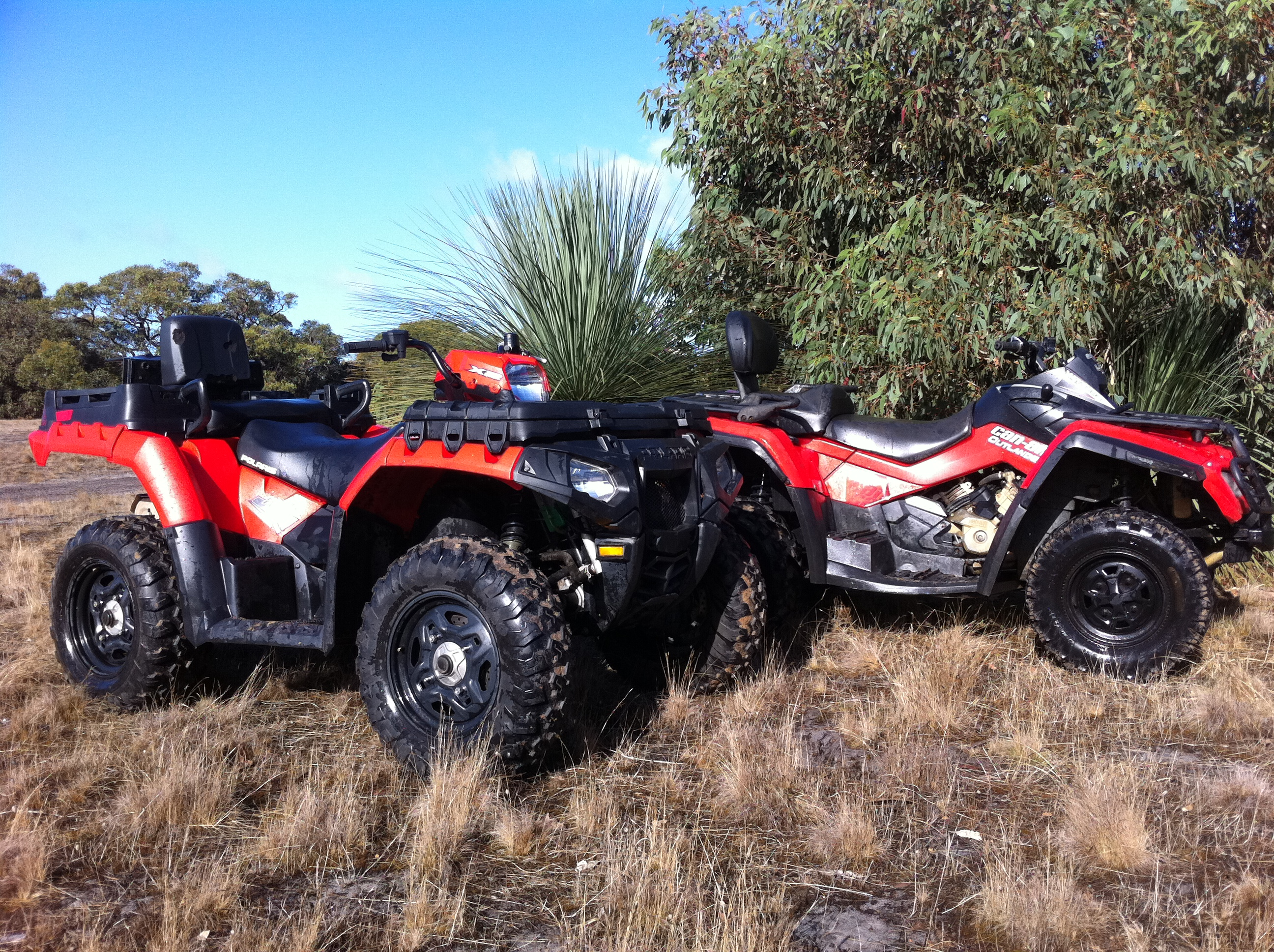 Kangaroo Island Quad Bike Tours
