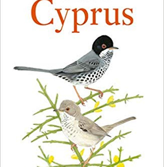 Birds of Cyprus by Colin Richardson &Richard Porter