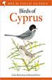 Birds of Cyprus by Colin Richardson &Richard Porter