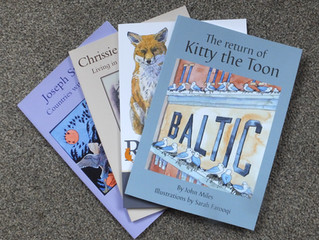 Chick Books now has 4! [7 more with Langford Press]