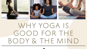 Why Yoga is Good for the Body & the Mind