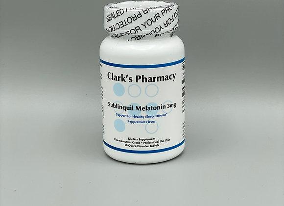 Sublinquil Melatonin 3mg
