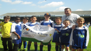 Football Tournament at Roots Hall