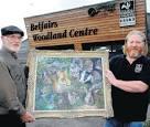 Belfairs Woodland Centre visit