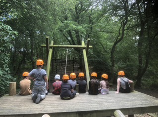 Year 6 Camping Residential to Danbury