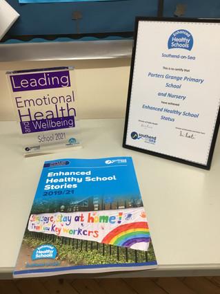 Healthy Schools Status