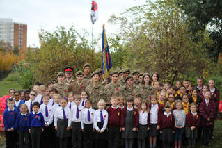 Remembrance at Porters Grange