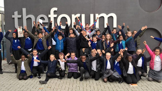 Year 6 Visit to The Forum
