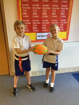 Yr 5&6 attend SPSSA tag Rugby Tournament