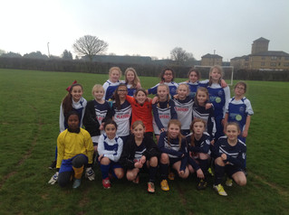 Yr 5/6 Girls Football