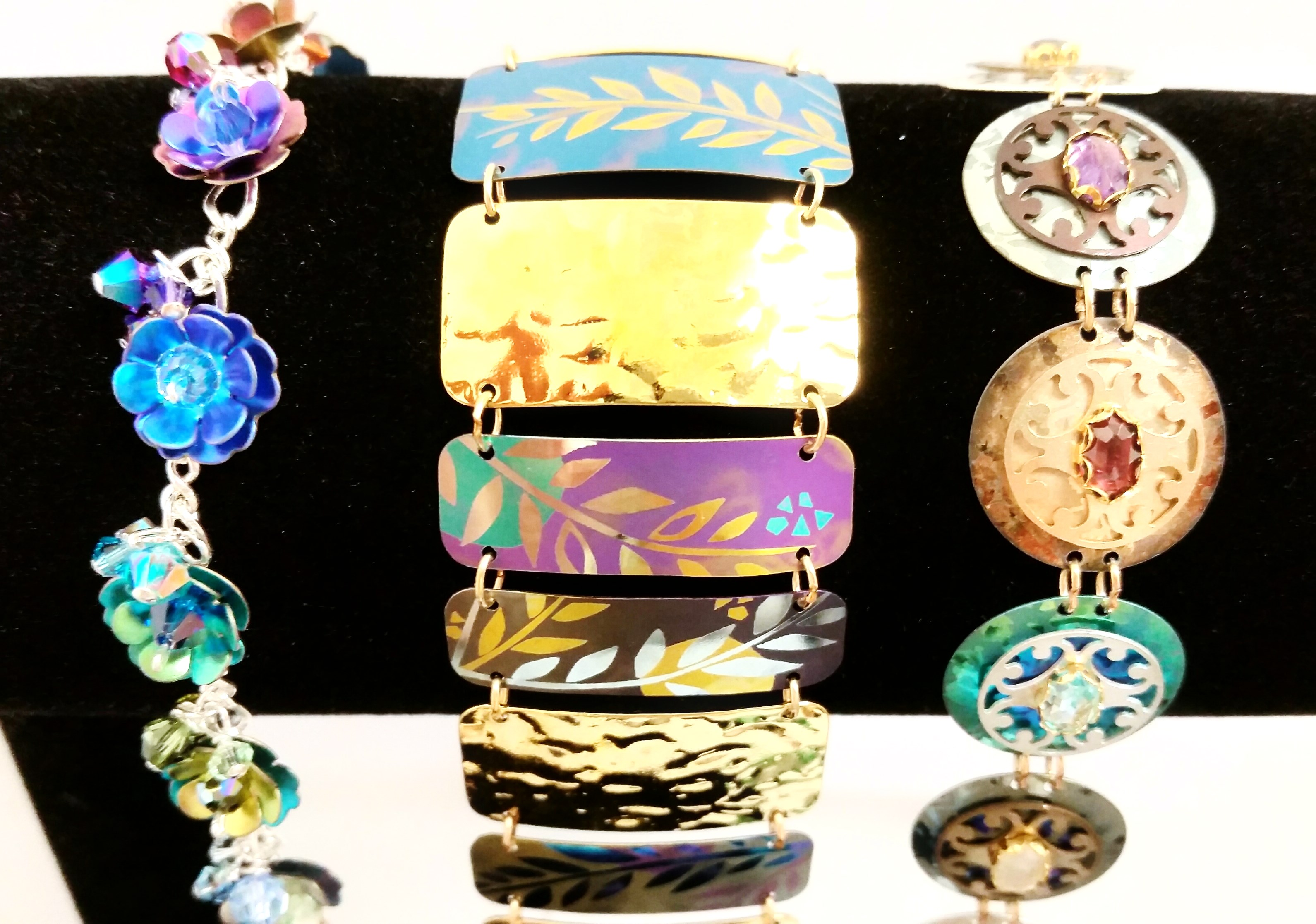 Holly Yashi Bracelets