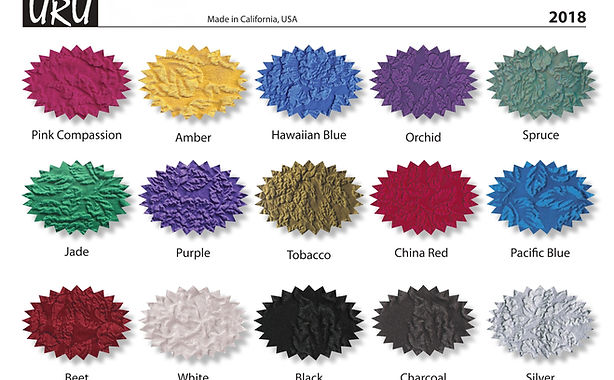 URU Color Chart
