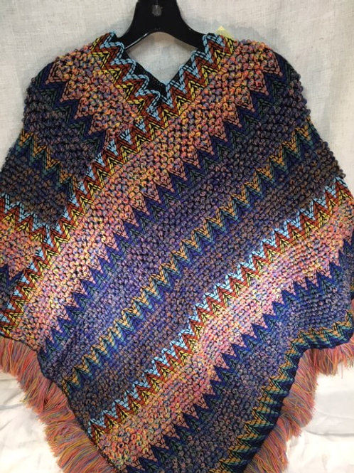 Pauncho Knit
