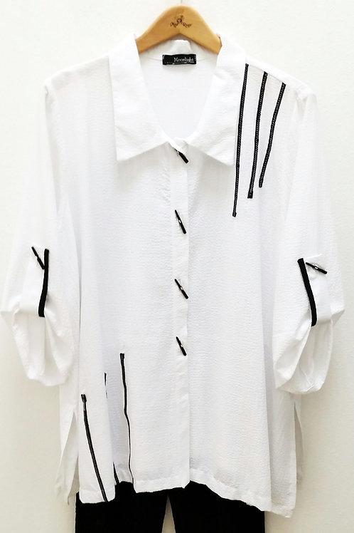 Moonlight 3-Stripe Jacket Top