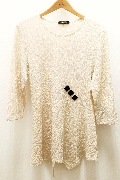 Yushi A-Line Tunic (Ivory)