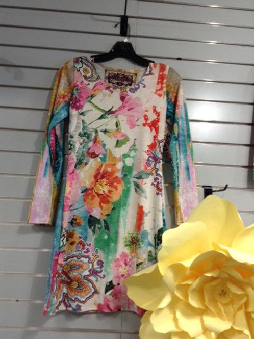 Renita Gardenia Dress/Tunic