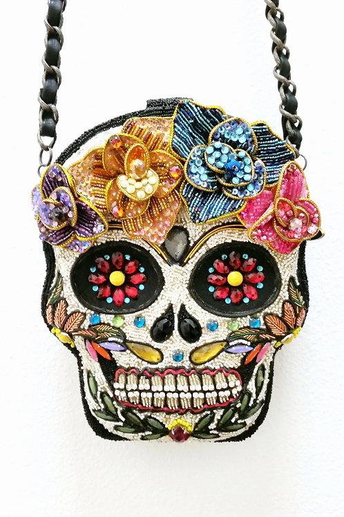 Mary Frances Handbag (Day of The Dead)
