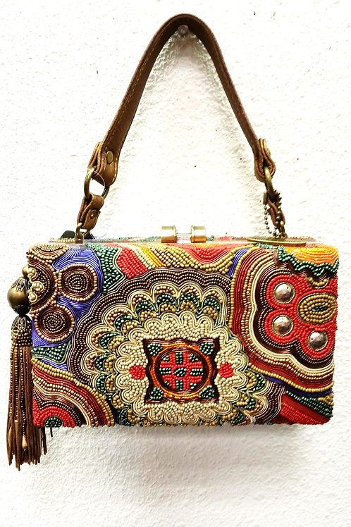 Mary Frances Handbag (Color Crazed)