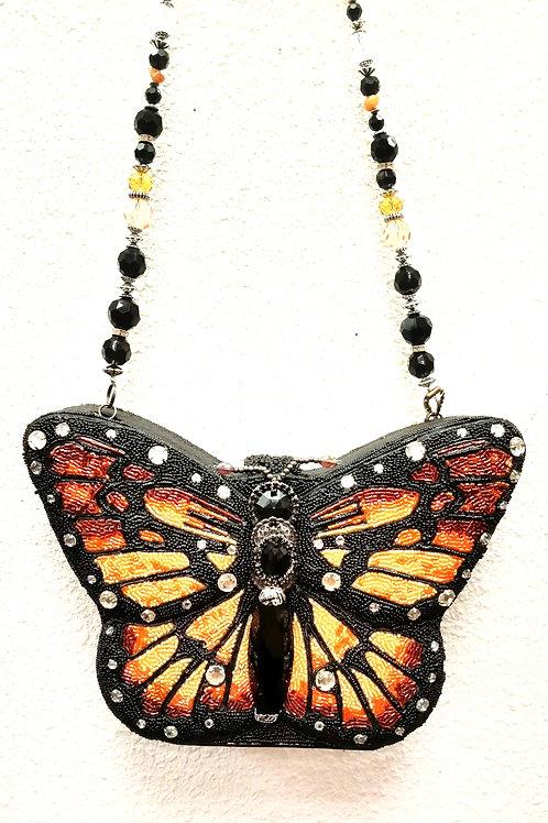 Mary Frances Handbag (Butterfly)