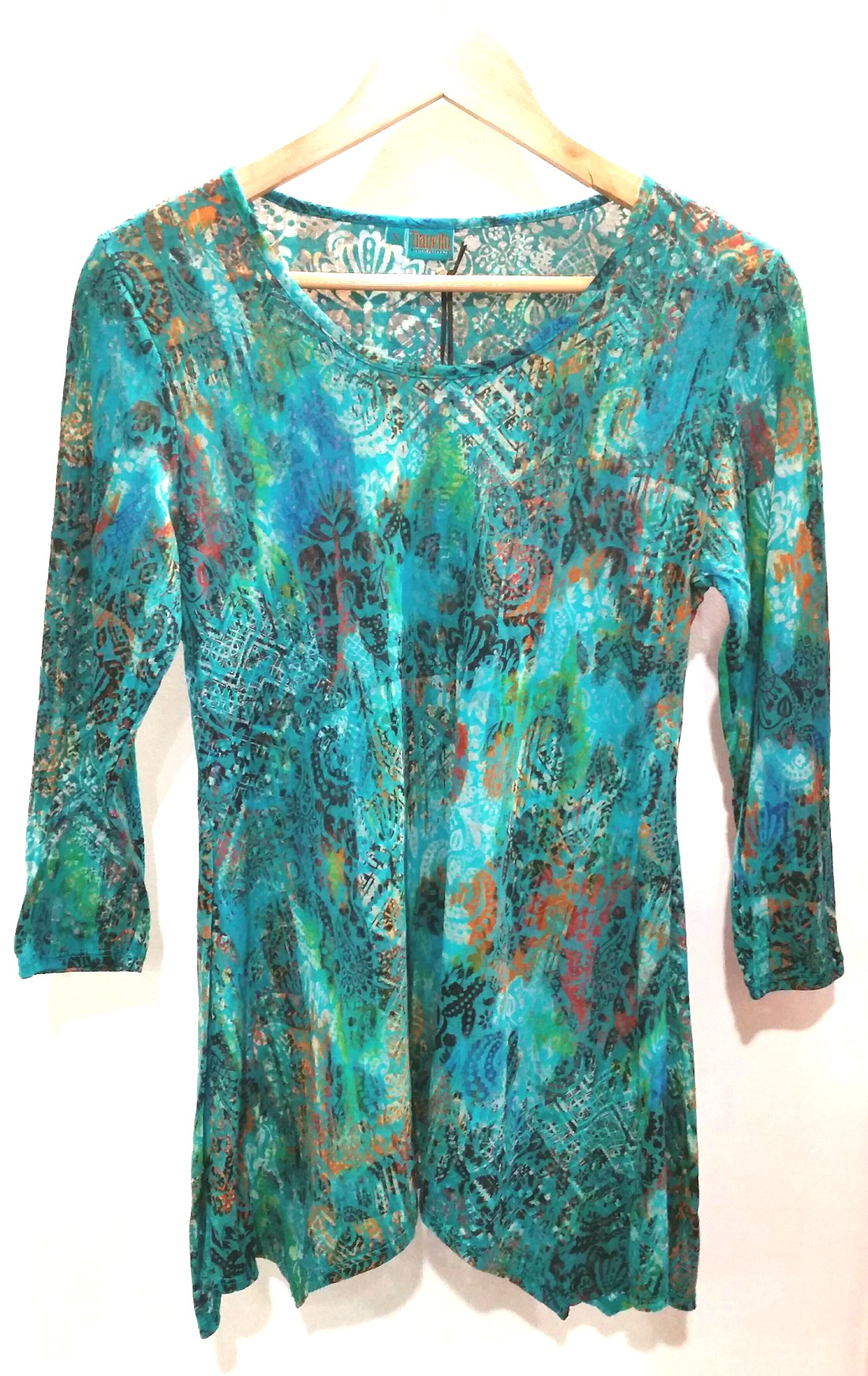 Tianello Burnout Tunic