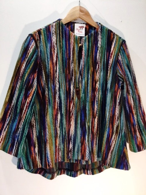 Yushi Yarn Multicolor Jacket
