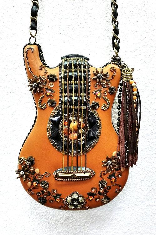 Mary Frances Handbag ( Hall of Fame Guitar)