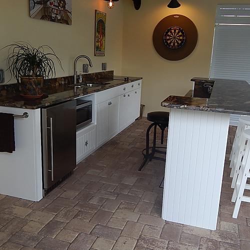 Fox Worth Lane Outdoor Kitchen