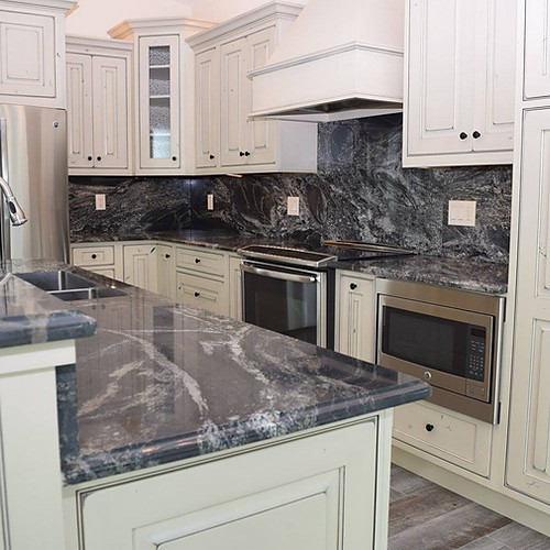 Knotty Alder | Inset Cabinetry