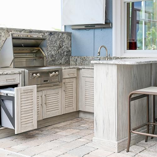 Cortez Outdoor Kitchen